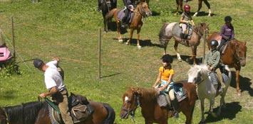 poney vallouise